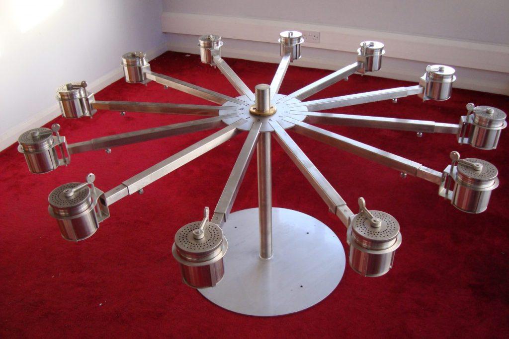 Carousel Scent Wheel