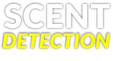 Scent Detection Retina Logo