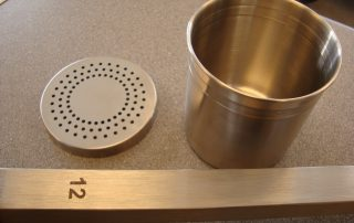 Scent Pot & Perforated Lid