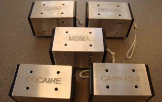 Magnetic Scent Box