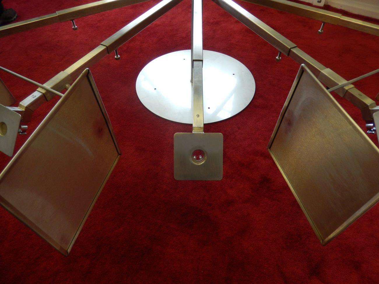 Medical Detection Carousel