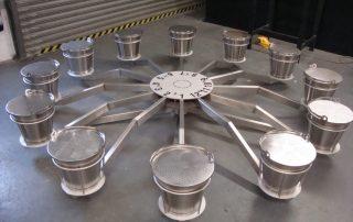 Soil Carousel Scent Wheel