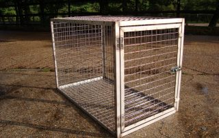 Stainless Steel Dog Cages