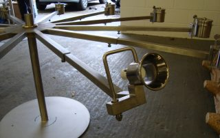 REST Filter Carousel Scent Wheel Arm