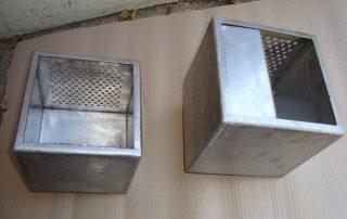Baffle Scent Box